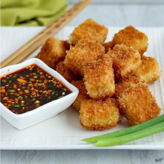 Crispy Pan-Fried Tofu Recipe