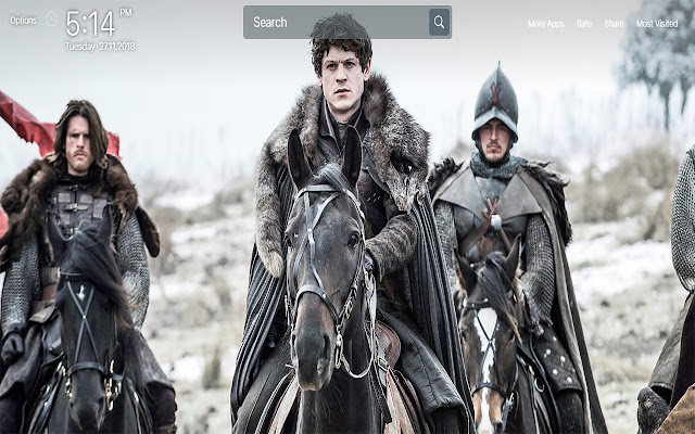 Game Of Thrones Wallpapers New Tab