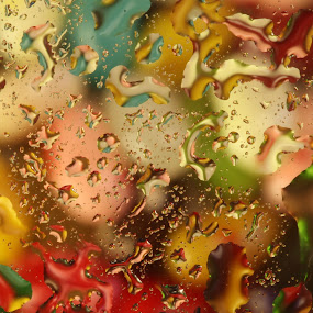 Jelly Beans by Jud Joyce - Artistic Objects Other Objects ( water, abstract art, color, candy, jelly beans )