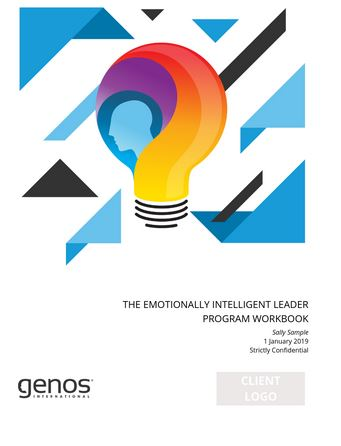 Emotional Intelligence Leadership Program