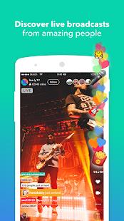 live.ly - náhled