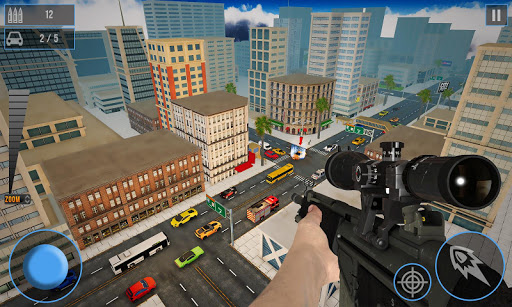 Sniper Traffic Shooter - New shooting games - FPS 1.8 de.gamequotes.net 5