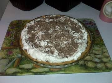 Valrhona Chocolate Pie