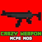 Crazy Weapons Mod Minecraft icon