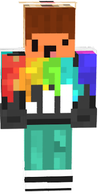 Hello I did an skin that took over 3 hours if u like it u can use it ! C: