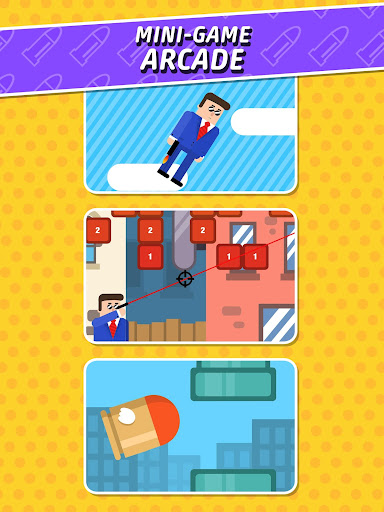 Mr Bullet - Spy Puzzles apkpoly screenshots 8