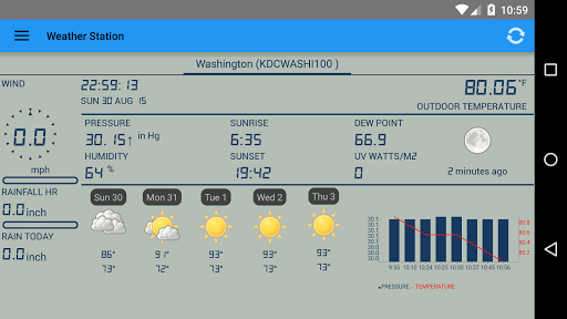 Weather Station screenshot 4