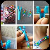 Neat rubber bracelets