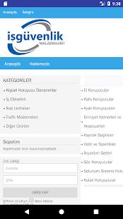 isguvenlikmalzemeleri.com - náhled