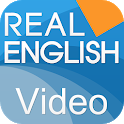 Real English Video Lessons icon