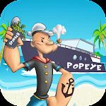 Popaye Spinach Man Jungle Game