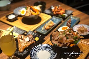 大河屋 燒肉丼 串燒-嘉義遠百店