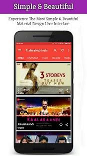 TrailersHub India - Movie Trailers and Teasers - náhled