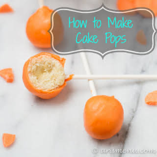 How to Make Cake Pops.