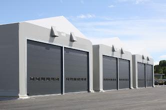 Photo: Sweeperhaller hos Avinor på Flesland, NG5