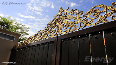 Photo: Wrought Iron with Wood