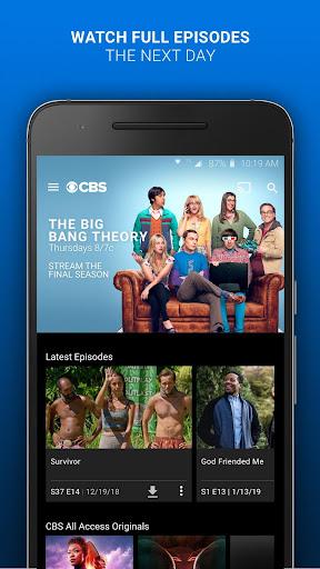 CBS - Full Episodes & Live TV screenshots 1