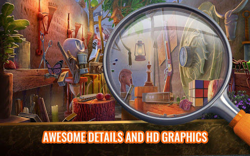 Adventure Hidden Object Game u2013 Secret Quest 1.0 screenshots 7