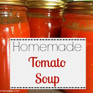 Awesome Easy Tomato Soup