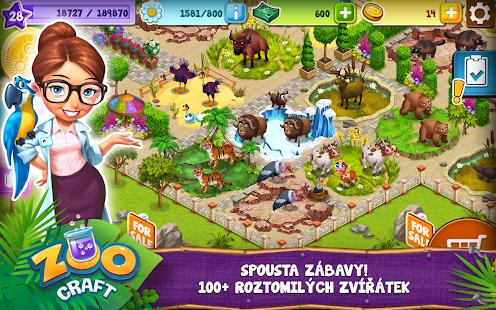 ZooCraft - náhled