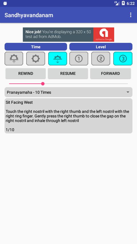 Sandhyavandanam android apps on google play sandhyavandanam screenshot fandeluxe Choice Image