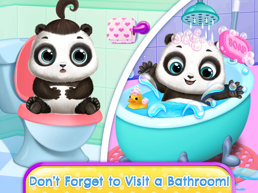 Panda Lu & Friends - Playground Fun with Baby Pets apkmr screenshots 12