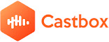 Logotipo do Castbox