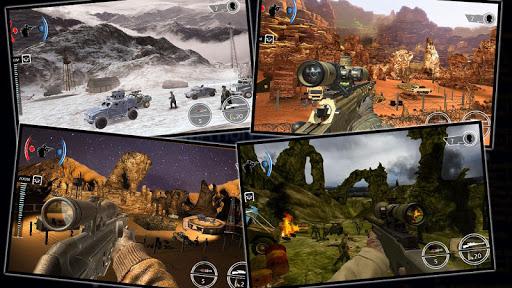 Mountain Sniper Shooting: 3D FPS  screenshots 16
