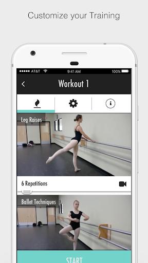 Ballet Training 7.1.0 screenshots 4