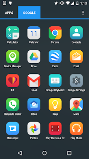 Pop UI - Icon Pack- screenshot thumbnail