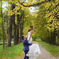 Wedding photographer Olesya Orlova (GreenFoxy). Photo of 06.10.2014