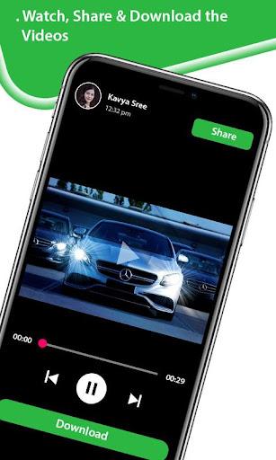 Status Downloader - Share Free Videos, Save Images 1.3 screenshots 4