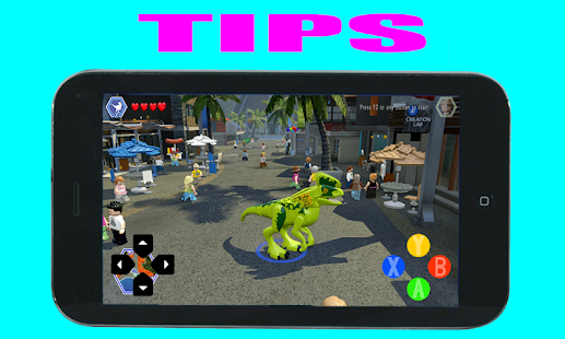 Tips for LEGO Jurassic World for PC-Windows 7,8,10 and Mac apk screenshot 2