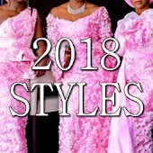 African Lace Fashion & Style 2018