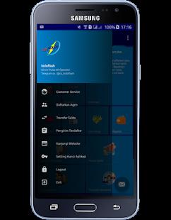 Indoflash - App isi Pulsa,Paket data & ppob - náhled
