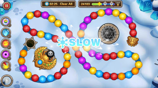 Jungle Marble Blast 1.1.3 screenshots 8