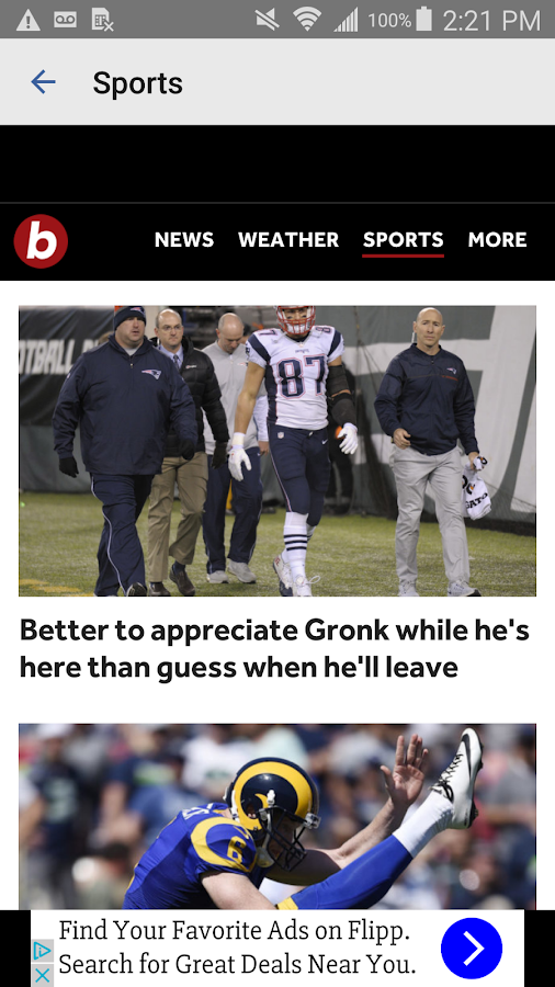 Boston.com News- screenshot