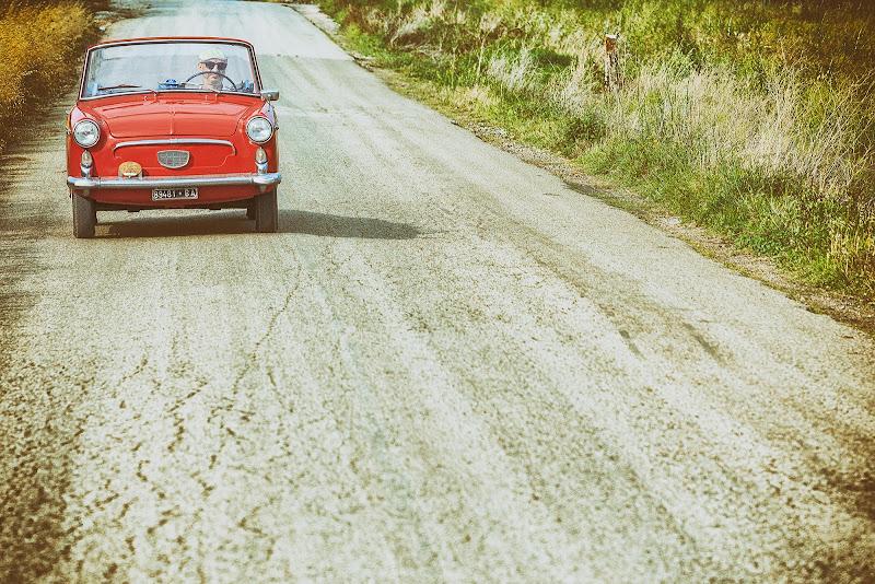Il rosso non è solo Ferrari... di prometeo