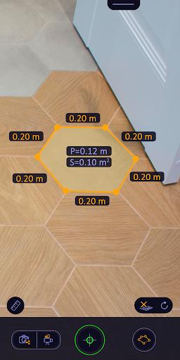 AR Ruler App u2013 Tape Measure & Cam To Plan 1.2.7 screenshots 6