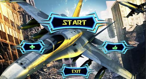Air Drone Combat Strike 3D