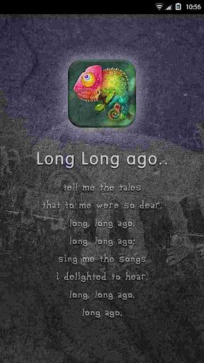 Long Long Ago Hola テーマ