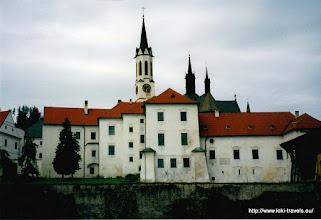 Photo: Tsjechië. Vyssi-Brod, klooster.