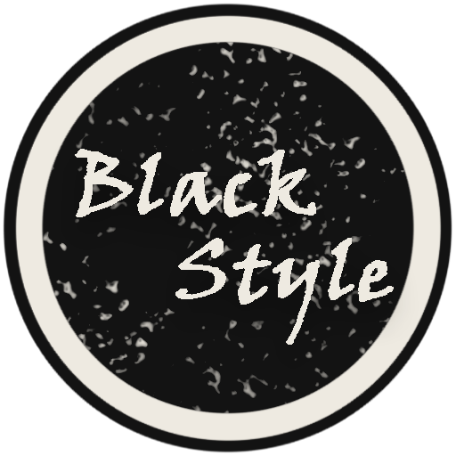 Icon Pack - Black Style