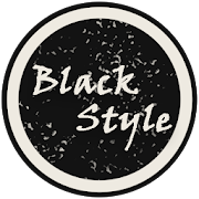 Icon Pack - Black Style icon