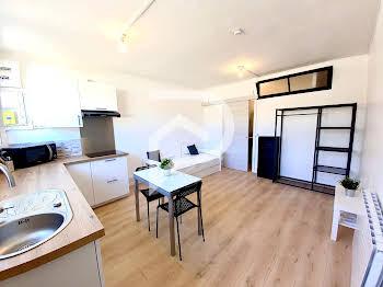Studio meublé 23,04 m2