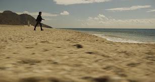 Cabo de Gata, en el episodio 3 de la tercera temporada de 'La casa de papel'. (Foto: Netflix)
