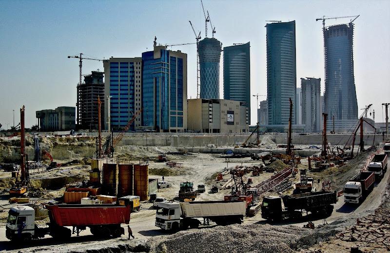 Il cantiere dei grattacieli di gaspare_aita
