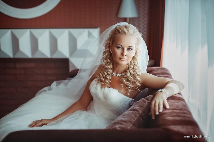 Wedding photographer Artem Lebedinskiy (ArtSoft). Photo of 10.03.2016