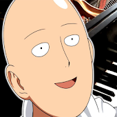 One Punch Man Piano Tiles ?