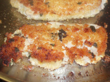 Panko Crusted Mustard Pork Cutlets Recipe